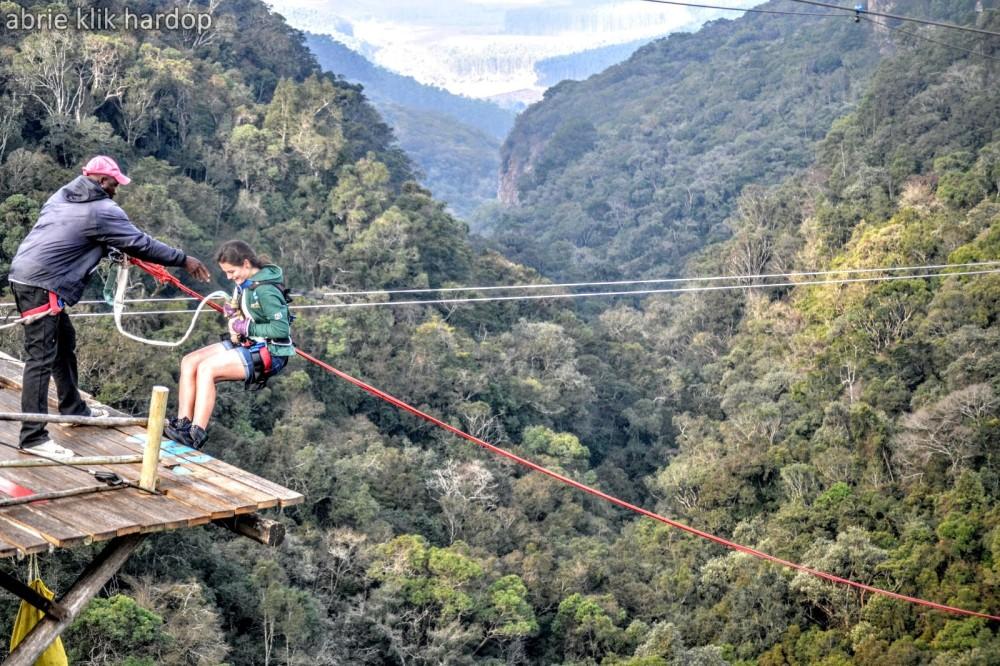 The Big Swing Graskop Mpumalanga